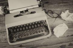 Οι συγγραφείς εμποδίζουν ακόμα τη ζωή Στοκ Εικόνα