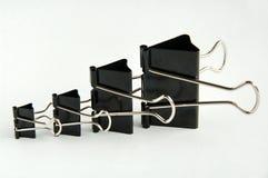 οι συνδετήρες συνδέσμων Στοκ φωτογραφία με δικαίωμα ελεύθερης χρήσης