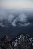 οι σχηματισμοί λικνίζου&nu Στοκ Εικόνες