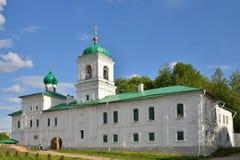 Οι τουρίστες περπατούν γύρω από την εκκλησία του αρχιδιακόνου Stefan Στοκ φωτογραφία με δικαίωμα ελεύθερης χρήσης