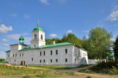 Οι τουρίστες περπατούν γύρω από την εκκλησία του αρχιδιακόνου Stefan Στοκ φωτογραφίες με δικαίωμα ελεύθερης χρήσης