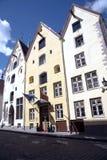 Οι τρεις αδελφές είναι ένα κεντρικό ξενοδοχείο μπουτίκ Στοκ Εικόνα