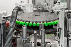 Οι τυπωμένες ύλες μηχανών στις καλύψεις Στοκ Εικόνες