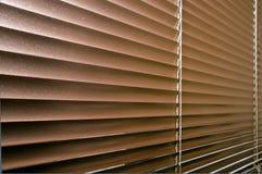 οι τυφλοί αλουμινίου plastik το παράθυρο Στοκ εικόνες με δικαίωμα ελεύθερης χρήσης
