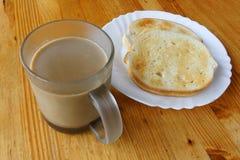οι φέτες γάλακτος καφέ έψη Στοκ φωτογραφία με δικαίωμα ελεύθερης χρήσης