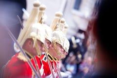 Οι φρουρές βασιλισσών στοκ εικόνες