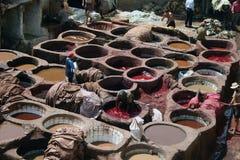 Οι φλοιοί του Fez Στοκ φωτογραφία με δικαίωμα ελεύθερης χρήσης