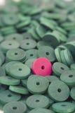 οι χάντρες ανασκόπησης χρ&om Στοκ εικόνες με δικαίωμα ελεύθερης χρήσης