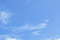 Οι χειμερινοί άνεμοι ουρανού σκούπισαν σαφή Στοκ εικόνες με δικαίωμα ελεύθερης χρήσης