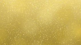 Οι χρυσές διακοπές Χριστουγέννων ακτινοβολούν υπόβαθρο απεικόνιση αποθεμάτων