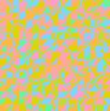 Οι χρωματισμένοι κύκλοι επίσης corel σύρετε το διάνυσμα απεικόνισης διανυσματική απεικόνιση