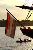 Οι ψηλές φυλές Ρήγα 2013 σκαφών Στοκ Εικόνες