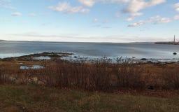 Οι ωκεάνιες απόψεις είναι όμορφες Στοκ φωτογραφίες με δικαίωμα ελεύθερης χρήσης