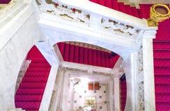 Οι όμορφες βιενέζικες αρχιτεκτονικές στοκ εικόνες με δικαίωμα ελεύθερης χρήσης