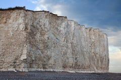 οι birling απότομοι βράχοι δημι&omic Στοκ Εικόνα