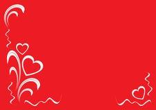 οι floral καρδιές ελεύθερη απεικόνιση δικαιώματος