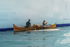 Οι Malagasy προμηθευτές σε κόλαση-Ville, αδιάκριτο είναι νησί, Μαδαγασκάρη Στοκ εικόνα με δικαίωμα ελεύθερης χρήσης
