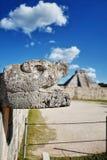 οι mayan καταστροφές του Μεξ Στοκ φωτογραφία με δικαίωμα ελεύθερης χρήσης