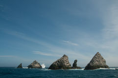 Οι Shag βράχοι Στοκ Φωτογραφίες