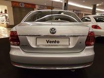 1 Οκτωβρίου 2016, Κουάλα Λουμπούρ Επίδειξη αυτοκινήτων του Volkswagen στις αγορές Συνόδων Κορυφής USJ σύνθετες, Μαλαισία Στοκ Εικόνες
