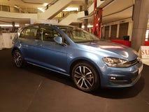 1 Οκτωβρίου 2016, Κουάλα Λουμπούρ Επίδειξη αυτοκινήτων του Volkswagen στις αγορές Συνόδων Κορυφής USJ σύνθετες, Μαλαισία Στοκ Εικόνα