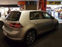 1 Οκτωβρίου 2016, Κουάλα Λουμπούρ Επίδειξη αυτοκινήτων του Volkswagen στις αγορές Συνόδων Κορυφής USJ σύνθετες, Μαλαισία Στοκ φωτογραφία με δικαίωμα ελεύθερης χρήσης