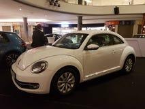 1 Οκτωβρίου 2016, Κουάλα Λουμπούρ Επίδειξη αυτοκινήτων του Volkswagen στις αγορές Συνόδων Κορυφής USJ σύνθετες, Μαλαισία Στοκ Φωτογραφία