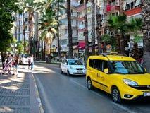 Οκτώβριος σε Antalya, Τουρκία Στοκ εικόνα με δικαίωμα ελεύθερης χρήσης