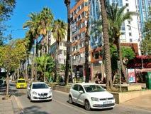 Οκτώβριος σε Antalya, Τουρκία Στοκ Εικόνες