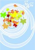 Οκτώβριος απεικόνιση αποθεμάτων