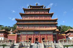 Οκτώ εξωτερικοί ναοί Chengde Στοκ Φωτογραφίες