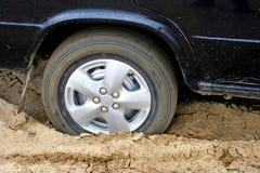 ολίσθηση αυτοκινήτων στοκ φωτογραφία με δικαίωμα ελεύθερης χρήσης