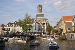 Ολλανδία Λάιντεν Στοκ φωτογραφία με δικαίωμα ελεύθερης χρήσης