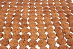 ολλανδικά γλυκά καρυδ&iot Στοκ φωτογραφίες με δικαίωμα ελεύθερης χρήσης