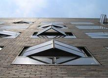 ολλανδικά Windows Στοκ φωτογραφία με δικαίωμα ελεύθερης χρήσης