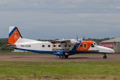 Ολλανδική ακτοφυλακή Kustwacht θλδορνηερ 228-212 αεροσκάφη θαλάσσιας περιπόλου pH-CGN στοκ φωτογραφίες με δικαίωμα ελεύθερης χρήσης