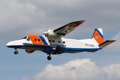 Ολλανδική ακτοφυλακή Kustwacht θλδορνηερ 228-212 αεροσκάφη θαλάσσιας περιπόλου pH-CGN στοκ φωτογραφία με δικαίωμα ελεύθερης χρήσης