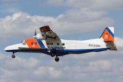 Ολλανδική ακτοφυλακή Kustwacht θλδορνηερ 228-212 αεροσκάφη θαλάσσιας περιπόλου pH-CGN στοκ εικόνες με δικαίωμα ελεύθερης χρήσης