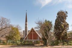 Ολλανδική ανασχηματισμένη εκκλησία lyttelton-ανατολικά στον εκατόνταρχο στοκ φωτογραφίες με δικαίωμα ελεύθερης χρήσης