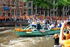 ολλανδική τιμώντας ομάδα &p στοκ εικόνες