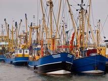 ολλανδικός αλιευτικό&sigma Στοκ Εικόνα