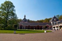 ολλανδικό παλάτι Στοκ εικόνα με δικαίωμα ελεύθερης χρήσης