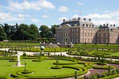 Ολλανδικό παλάτι Στοκ Εικόνες