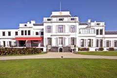 ολλανδικό παλάτι soestdijk Στοκ Εικόνες