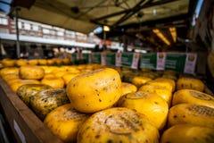 Ολλανδικό τυρί Στοκ Εικόνες