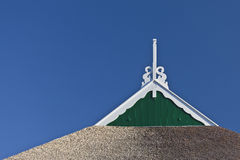 ολλανδικό farmhouse λεπτομέρειας Στοκ Φωτογραφίες
