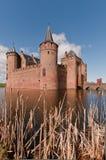 ολλανδικό muiderslot κάστρων Στοκ φωτογραφία με δικαίωμα ελεύθερης χρήσης