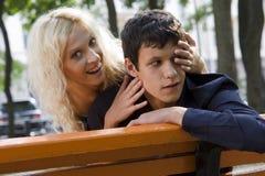 ολοκληρώνει το ρομαντι&ka Στοκ εικόνες με δικαίωμα ελεύθερης χρήσης