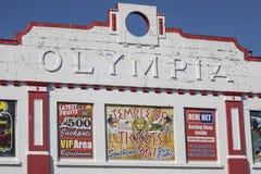 Ολυμπία Amusement Arcade σε Southend Στοκ εικόνες με δικαίωμα ελεύθερης χρήσης