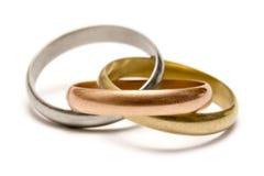 ολυμπιακά δαχτυλίδια Στοκ εικόνες με δικαίωμα ελεύθερης χρήσης